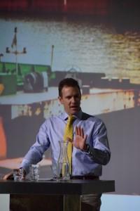 Paul Featherstone at Nevedi event 3